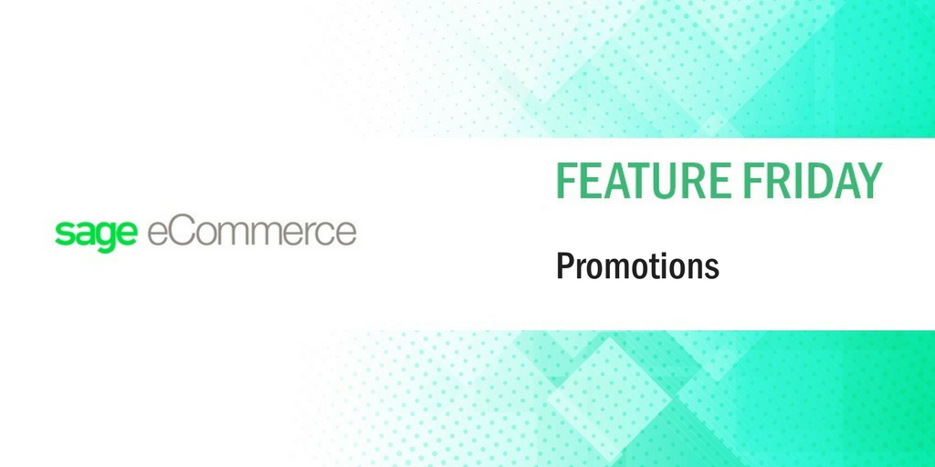 #FeatureFriday: Promotions