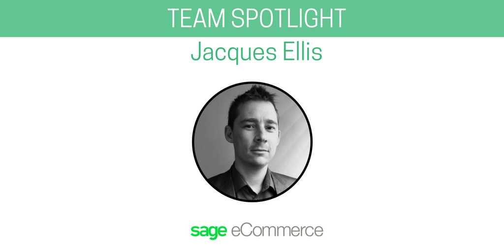 XM Team Spotlight: Jacques Ellis
