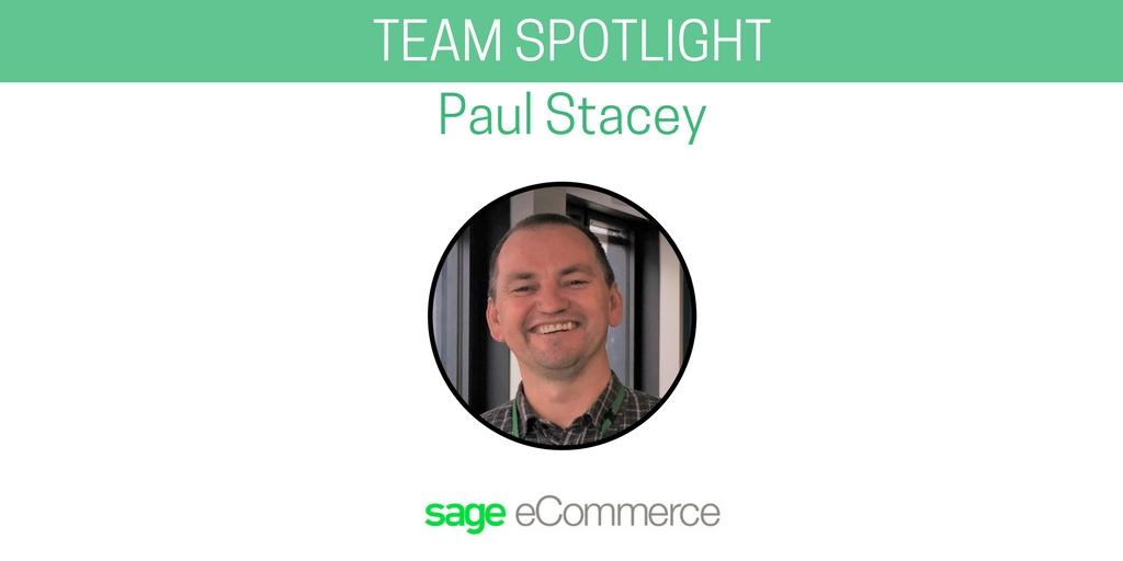 XM Team Spotlight: Paul Stacey